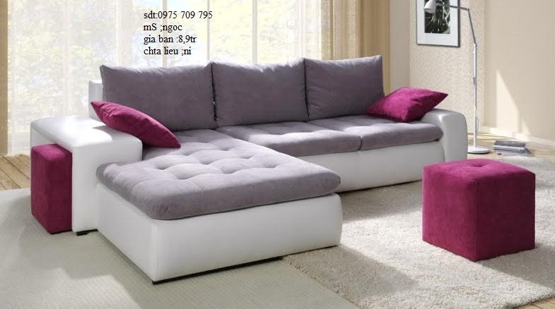 Các mẫu thiết kế ghế Sofa đẹp cho phòng khách