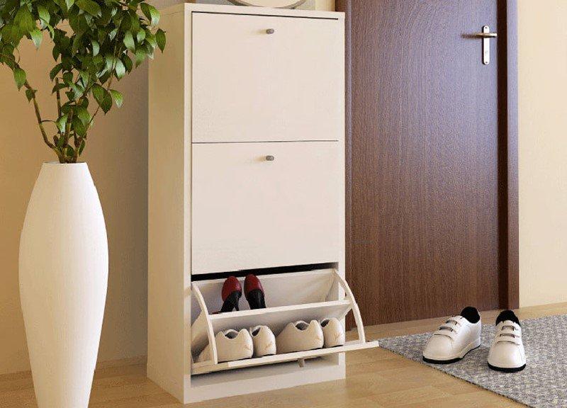 Hướng dẫn về kích thước tủ giày tiêu chuẩn