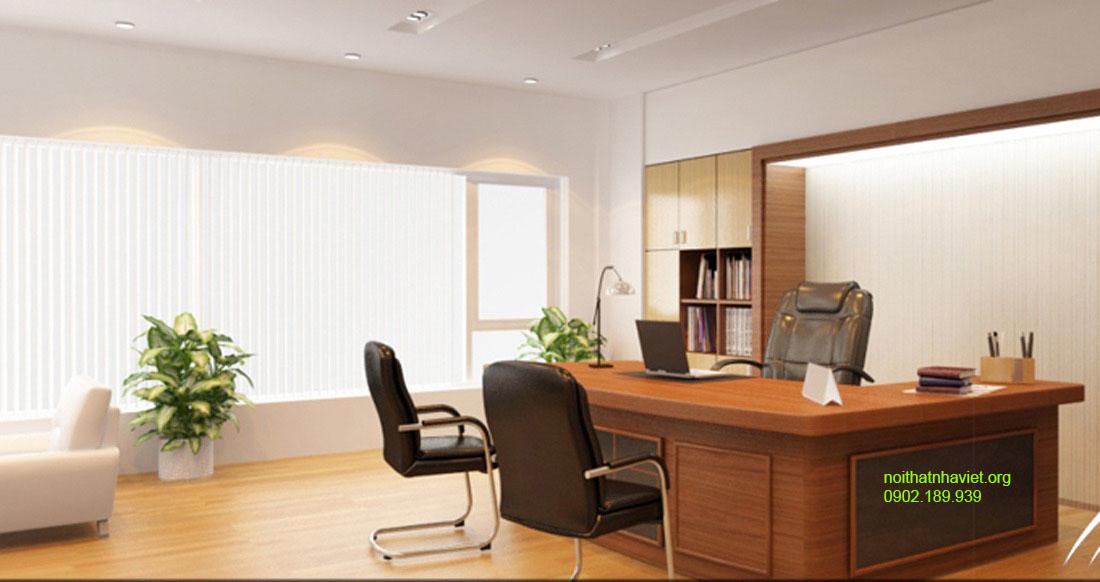 9 mẫu thiết kế nội thất văn phòng đẹp nhất