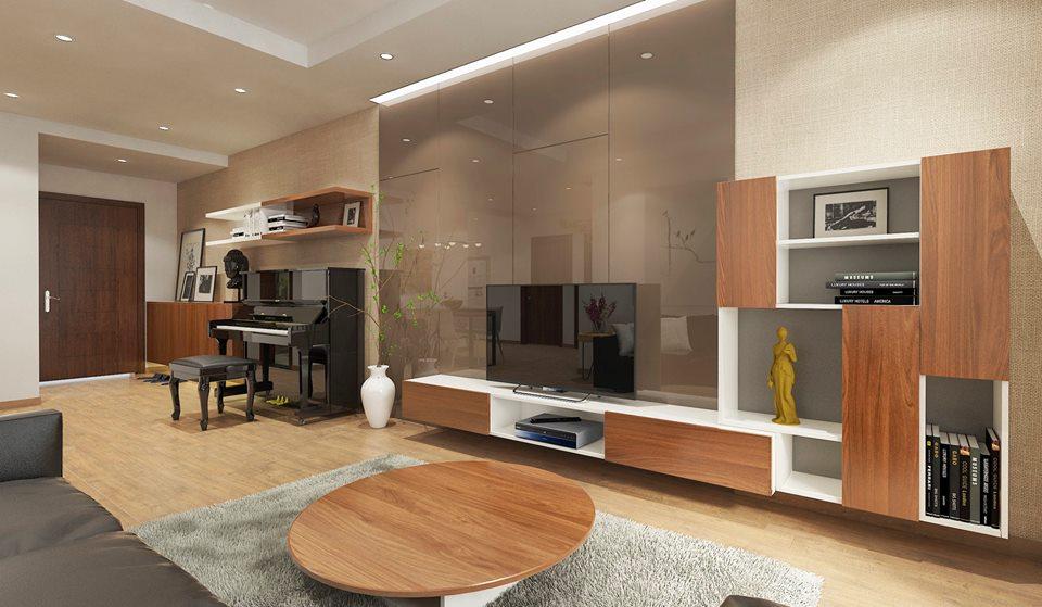 Thiết kế nội thất chung cư tại quận Đống Đa