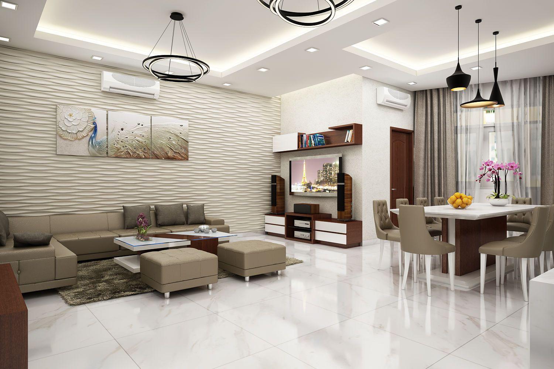 Có nên thuê thiết kế nội thất chung cư và 6 kinh nghiệm bạn cần biết