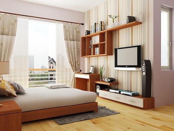 9 mẫu thiết kế nội thát phòng ngủ đẹp nhất