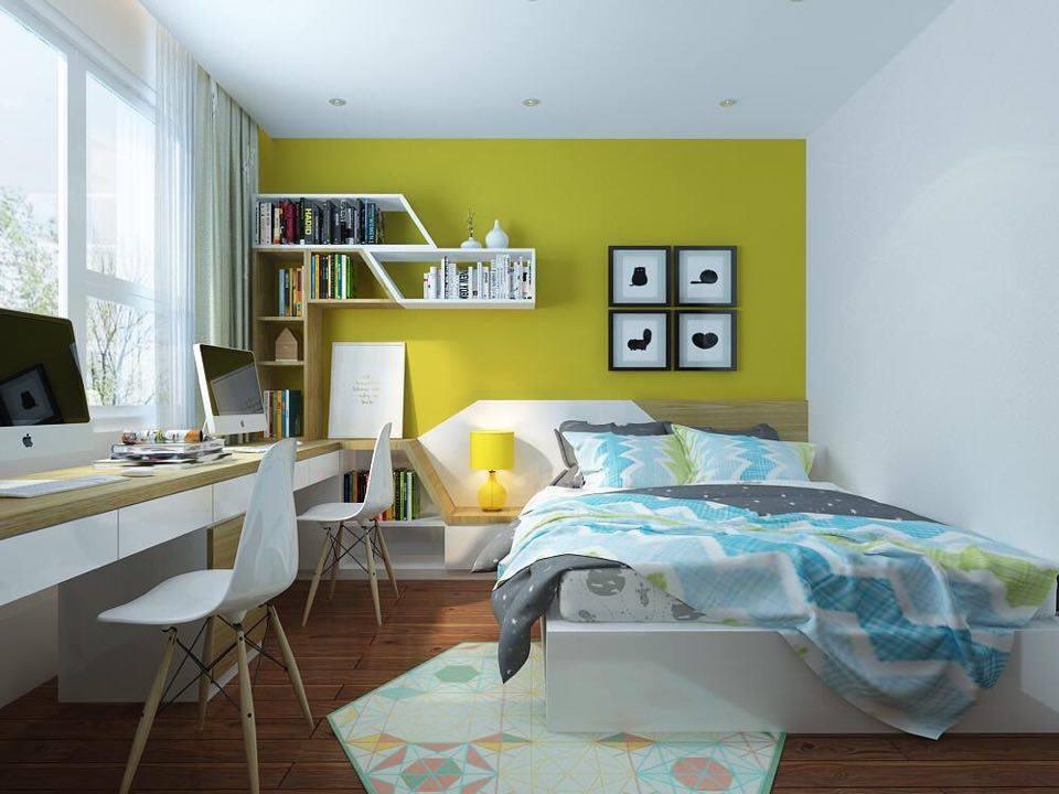 Thi công nội thất chung cư tại Thanh Xuân