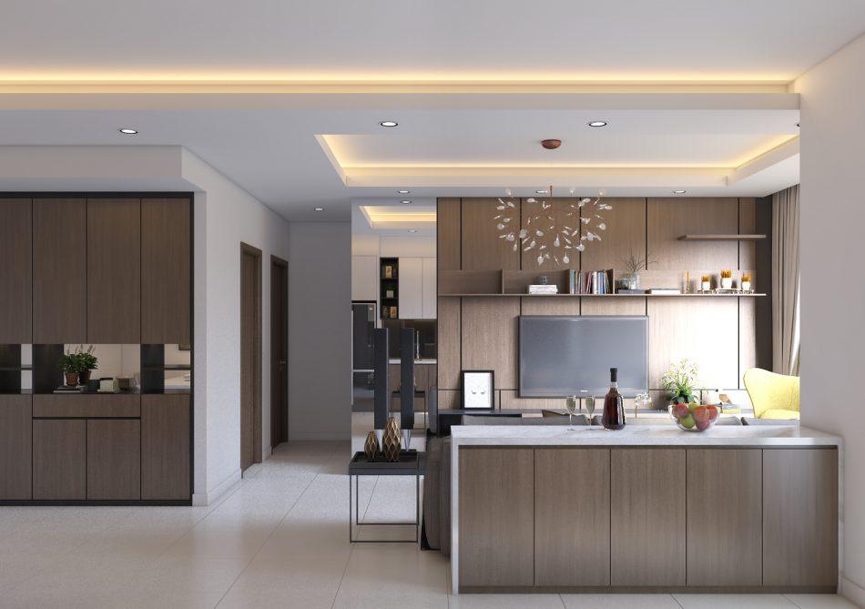 Thiết kế nhà bếp và nhà vệ sinh như thế nào chuẩn phong thủy nhất?