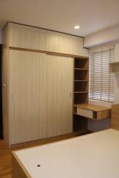 Tủ quần áo gỗ công nghiệp melamin 5