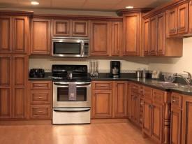 Tủ bếp gỗ sồi 31