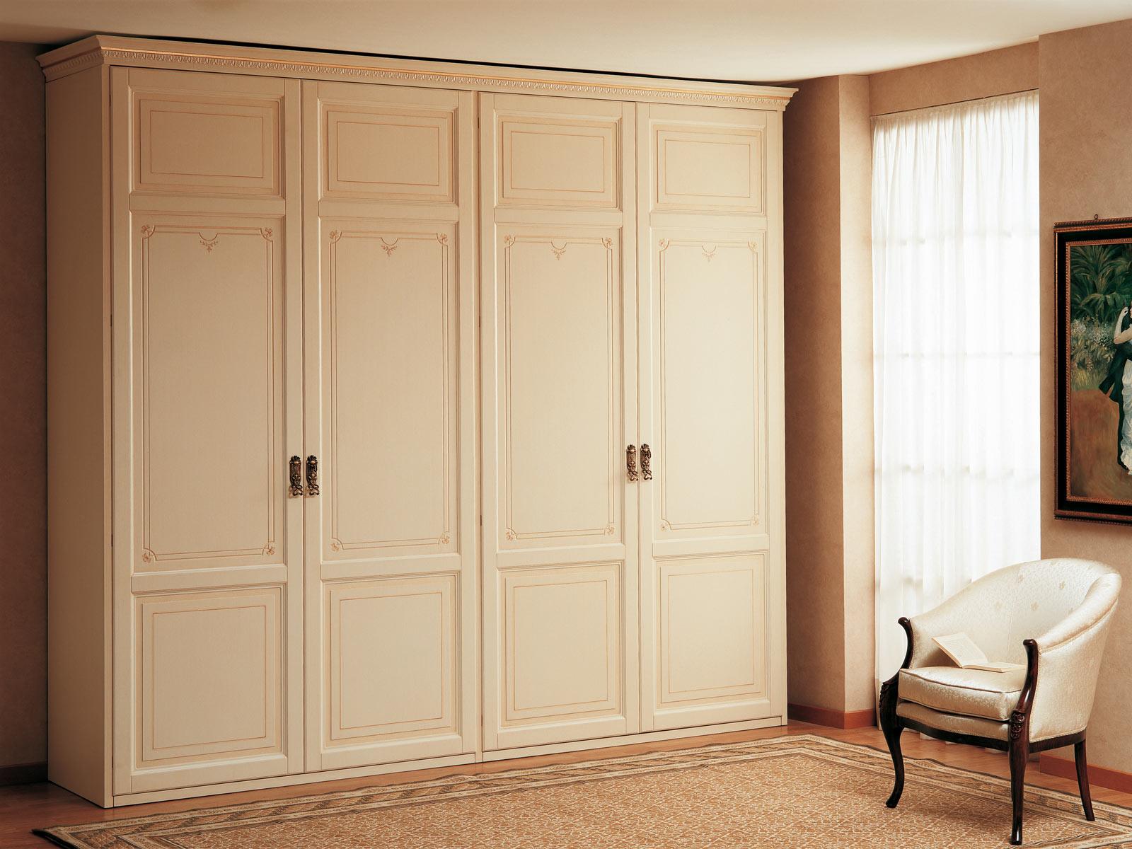 tủ quần áo gỗ sồi 06
