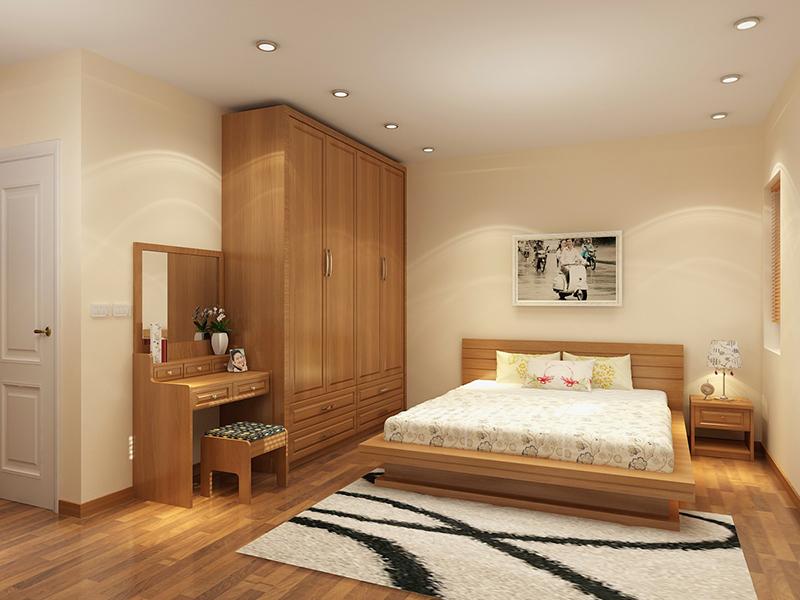 Tủ quần áo gỗ sồi 28