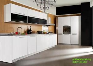 Tủ bếp gỗ MDF chống ẩm 04
