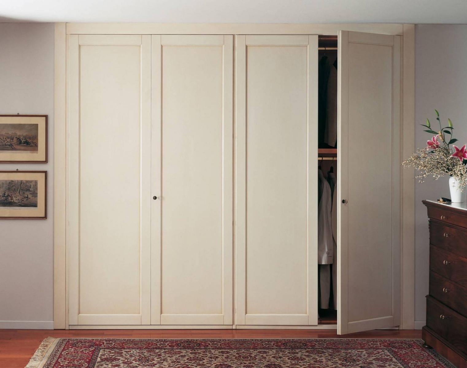 Tủ quần áo gỗ sồi 07
