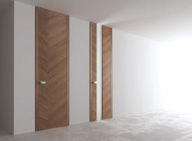 Cửa gỗ công nghiệp 02