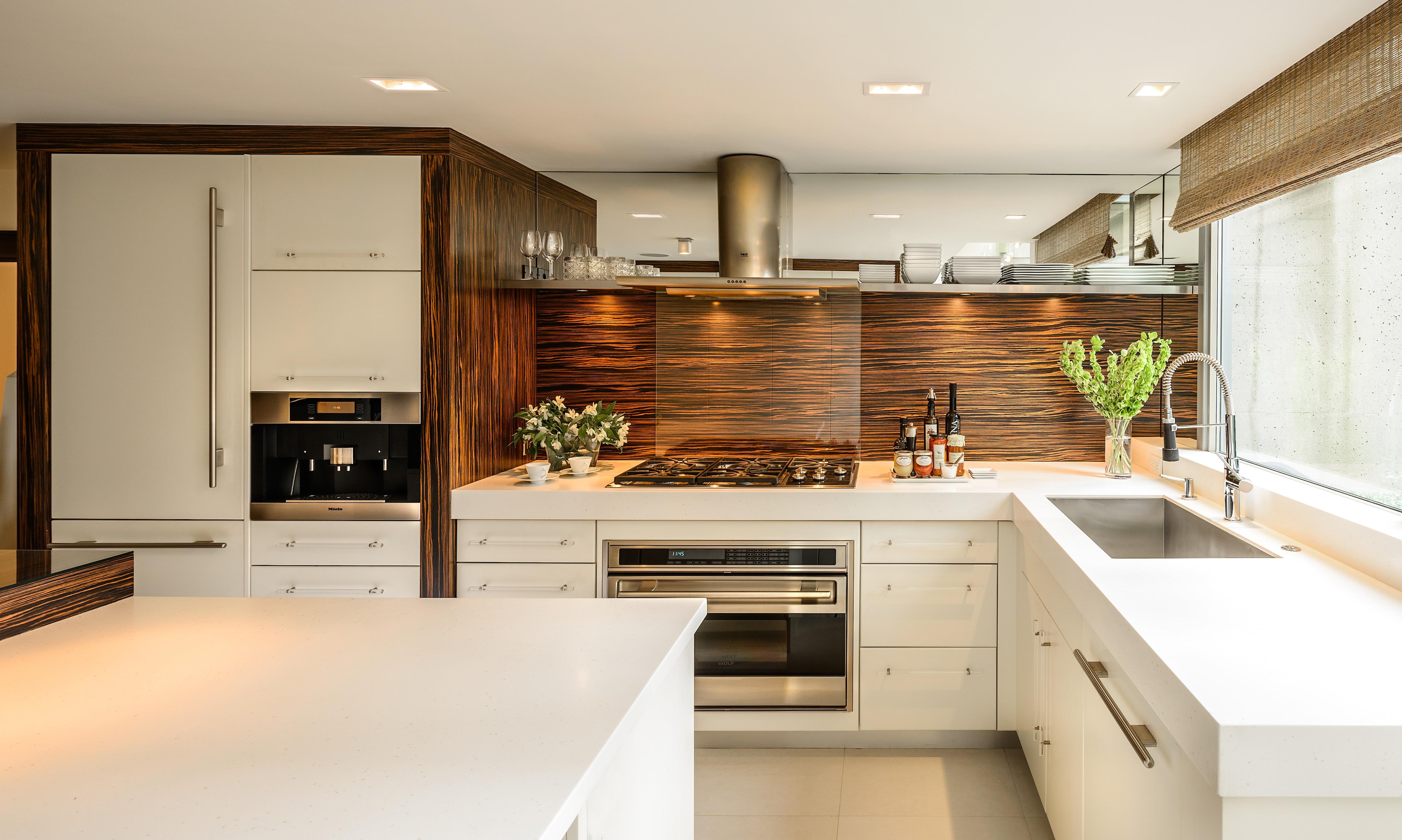 Tủ bếp gỗ công nghiệp 35