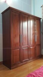 Tủ quần áo gỗ sồi 18