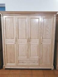Tủ quần áo gỗ sồi 23