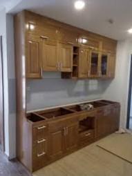 Tủ bếp gỗ sồi 28