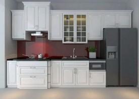 Tủ bếp gỗ sồi 27
