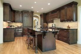 Tủ bếp gỗ sồi 29