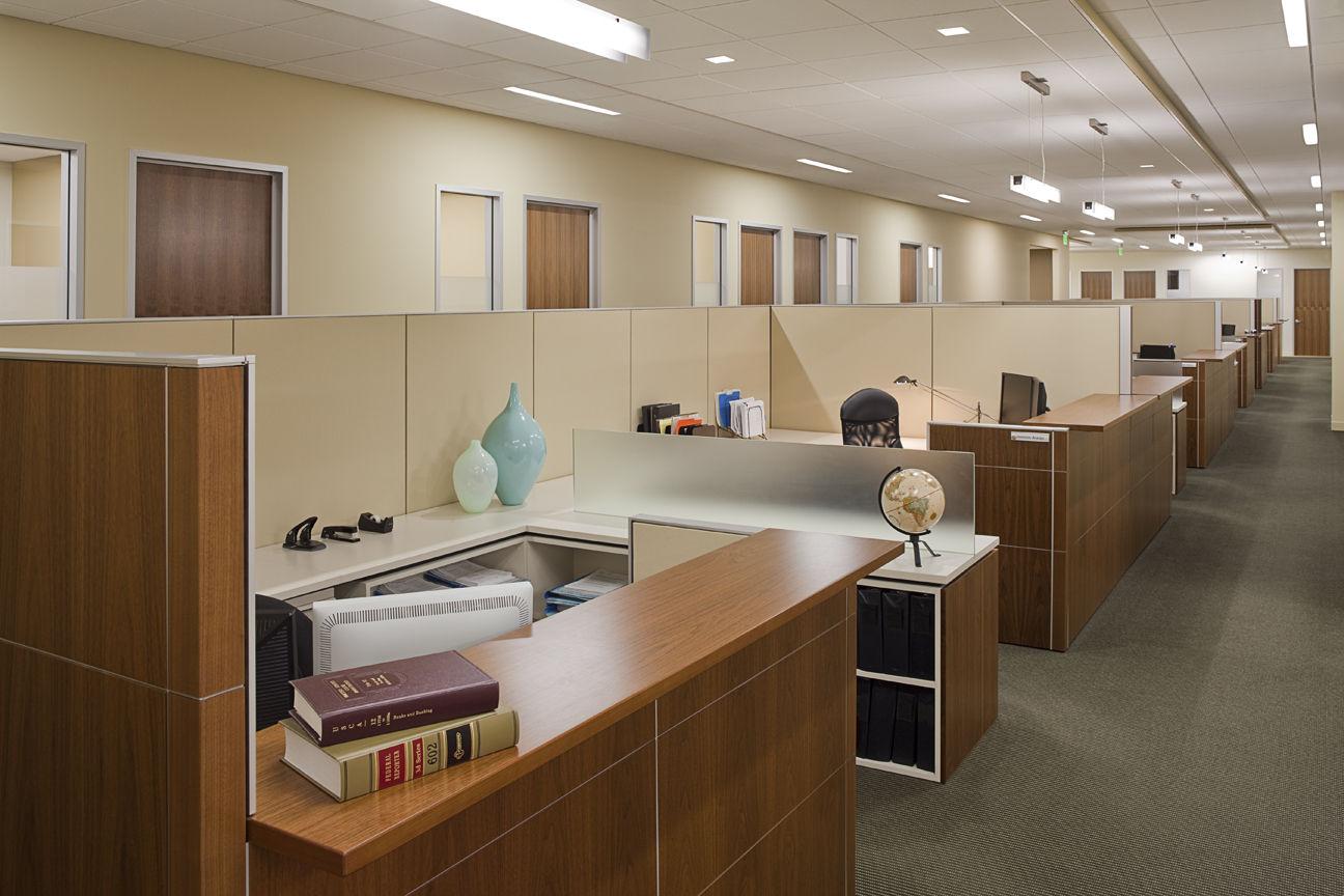 Thiết kế nội thất văn phòng luật sư