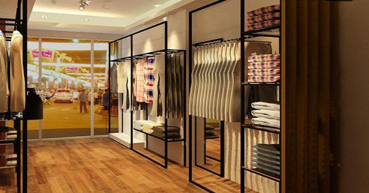 Mẹo thiết kế nội thất cho showroom có diện tích nhỏ