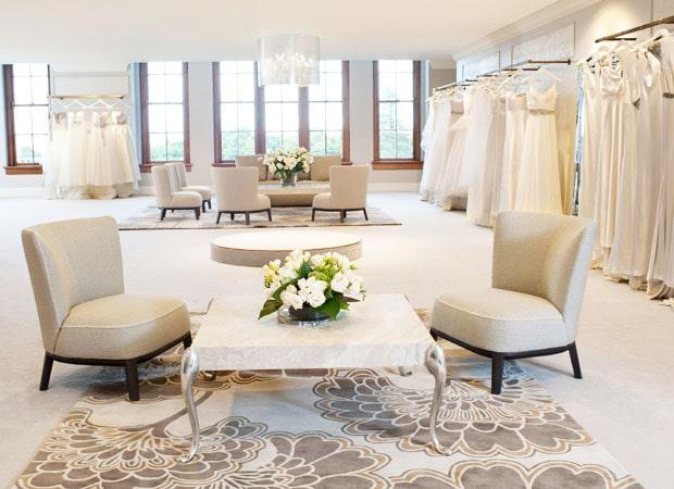 Khám phá thiết kế nội thất showroom ảnh viện áo cưới ấn tượng, bắt mắt