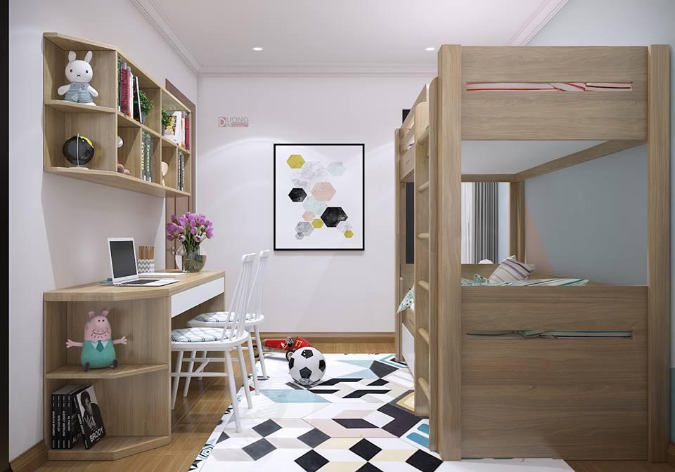 Khám phá nội thất phòng ngủ ngọt ngào, lãng mạn dành cho bé gái