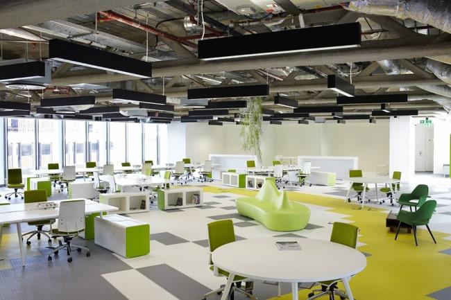 Tổng hợp mẫu thiết kế văn phòng công ty nổi bật nhất hiện nay