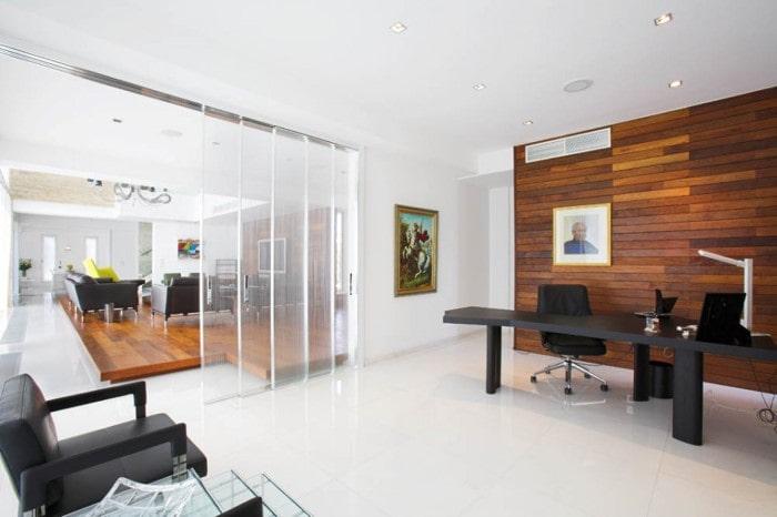 Thiết kế nội thất văn phòng làm việc đẹp