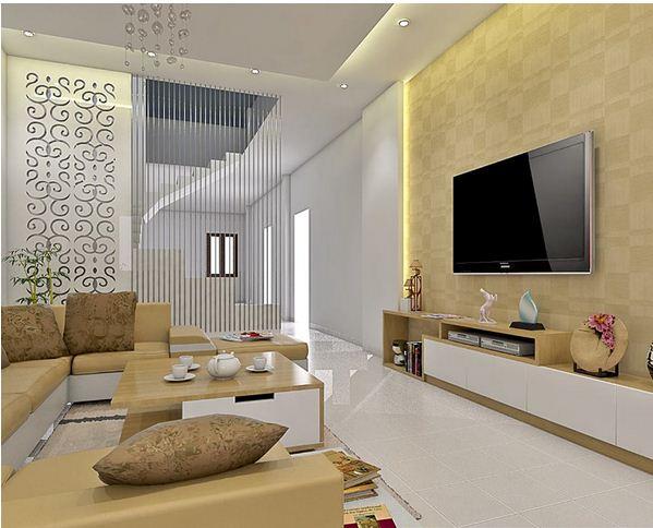 Thiết kế nội thất phòng khách cho nhà phố nhỏ đẹp